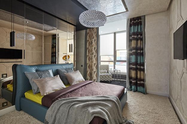 Eclectic Interior Design Ideas For Small Spaces, Masculine