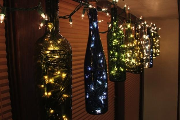 Recycling For Diy Outdoor Lights 15 Creative Outdoor