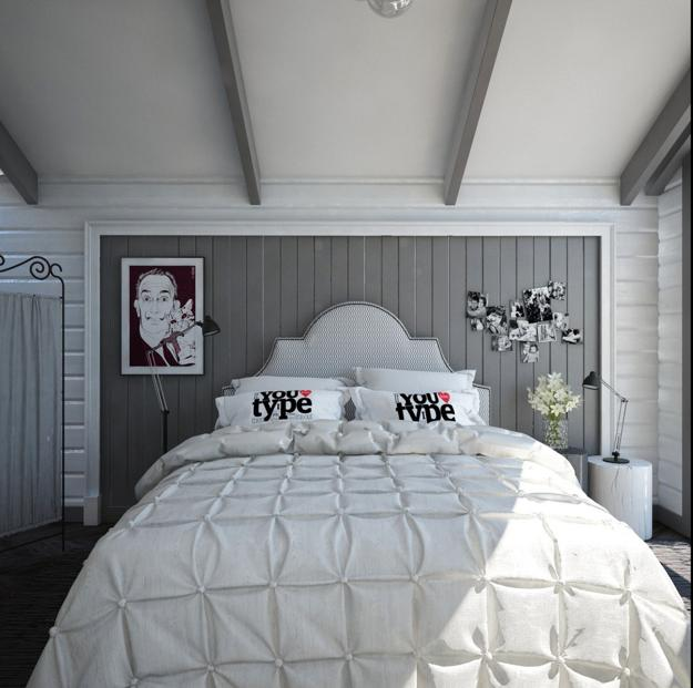 Turning The Attic Into A Bedroom: Girls Bedroom Design And Decorating Turning Attic Into