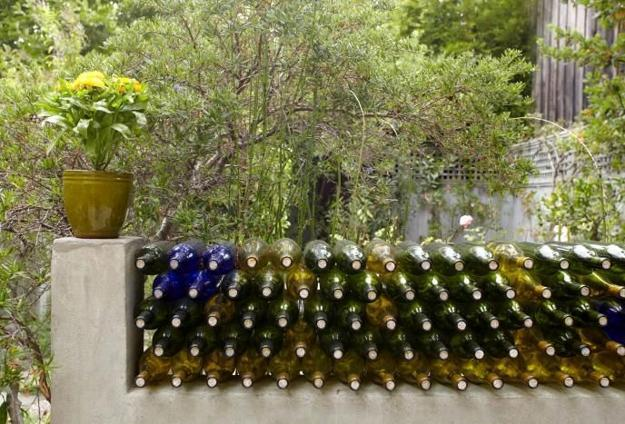 Glass Recycling Ideas For Green Building And Outdoor Home