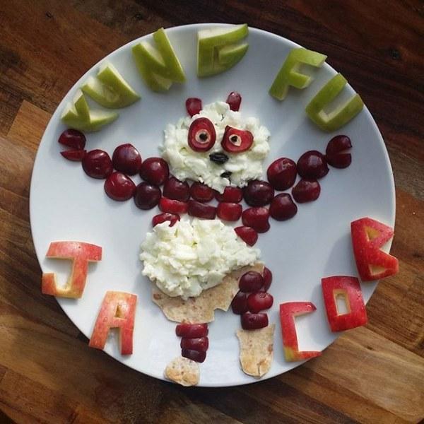 Food Design Ideas: Creative Food Art, Design Ideas Transforming Healthy Food