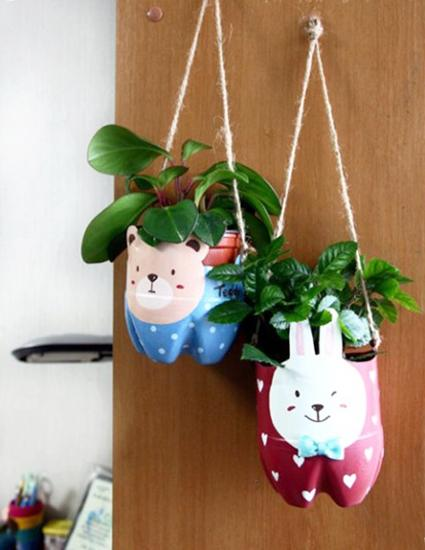 How To Recycle Plastic Bottles For Home Decor And Many Other Useful