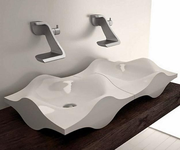 22 Original Modern Bathroom Faucets to Update Bathroom Design