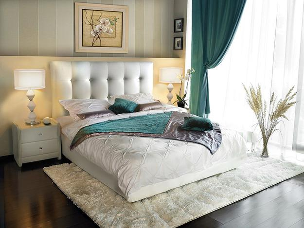 How to create clutter free modern bedroom design - How to design a small bedroom ...