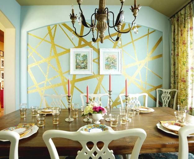 bright paint and decorating ideas for modern interiors