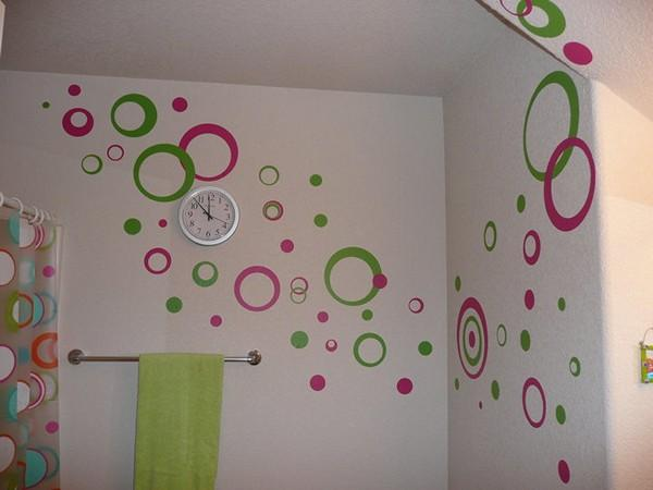 Bright Wall Painting Ideas