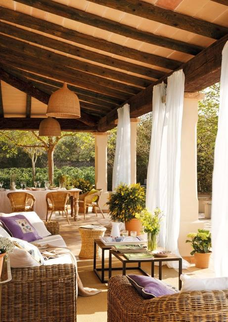 Mosquito Tent Patio: 11 Mosquito Net Ideas Improving Porch Decorating And