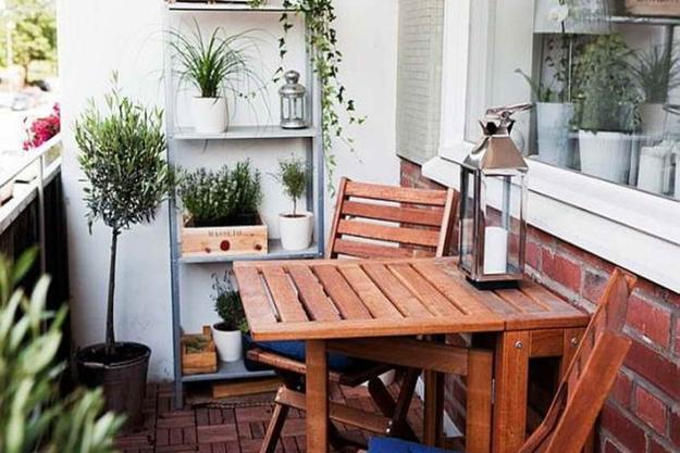 Modern Outdoor Flooring Ideas For Functional And Beautiful Balcony