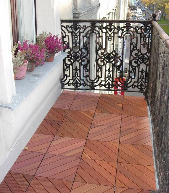 Most Creative Flooring Ideas For Your Modern Home: Modern Outdoor Flooring Ideas For Functional And Beautiful