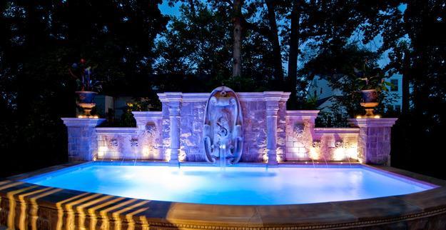 Romantic Outdoor Lights Attractive Lighting Ideas For