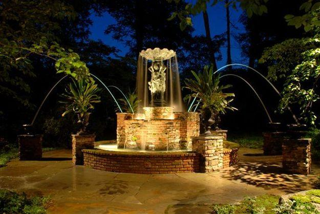 Romantic Outdoor Lights, Attractive Lighting Ideas for ...