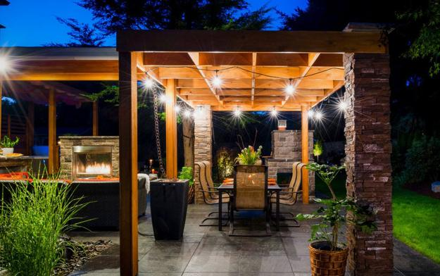 25 Beautiful Diy Outdoor Lights And Creative Lighting