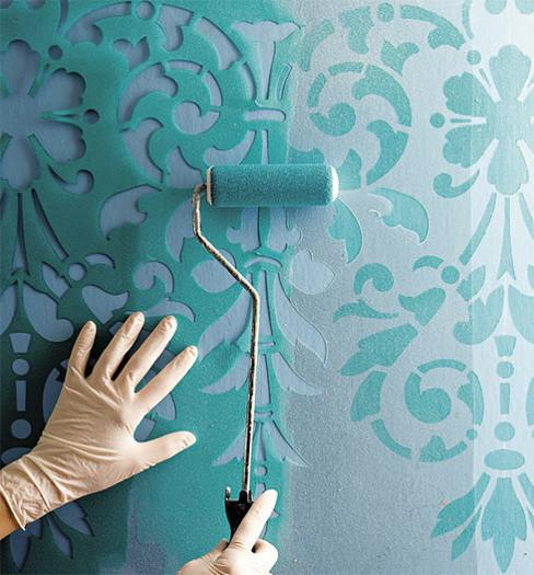 Paint Design Ideas For Walls make a textured painted wall with a broom and other creative and easy diy projects for 22 Creative Wall Painting Ideas And Modern Painting Techniques Colorful Wall Painting Ideas