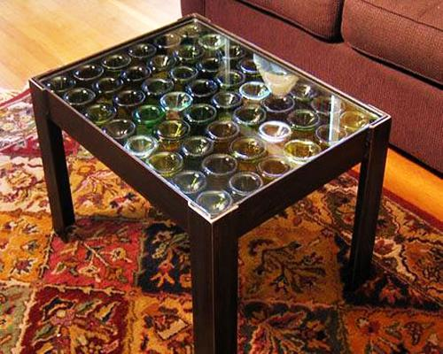 20 Modern Ideas To Recycle Glass Bottles For Interior