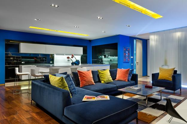 Colorful Modern Interior Design And Inspiring Rich Decor