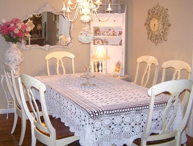 shabby chic decorating ideas and interior design in vintage style. Black Bedroom Furniture Sets. Home Design Ideas