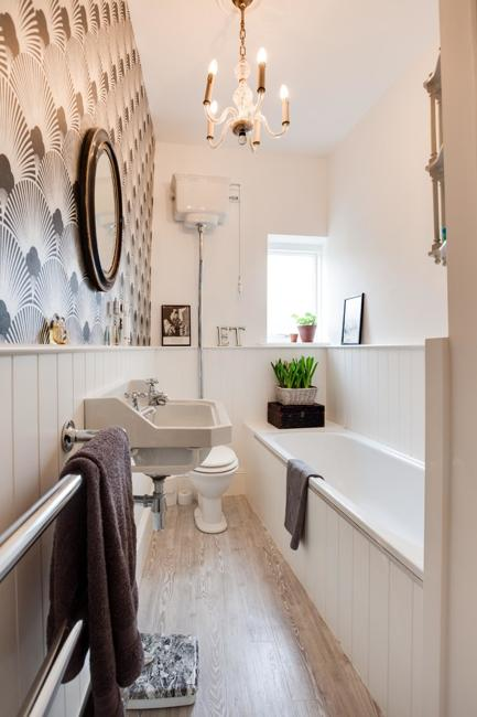 22 Floral Bathroom Designs Decorating Ideas: 22 Small Bathroom Design Ideas Blending Functionality And