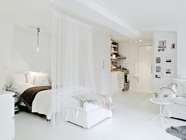 Modern Interior Design for Small Rooms, 15 Space Saving Studio ...