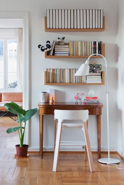 Home Office Design Idea For Small Es