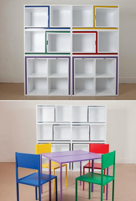 transformer furniture and space saving furniture design ideas for small rooms