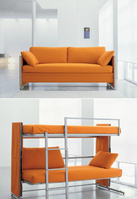 22 Space Saving Furniture Design Ideas, Transformer Furniture Design ...