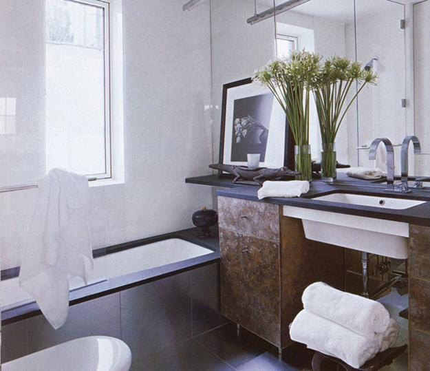 Small Space Bathroom Design Ideas: Small Bathroom Design Ideas And Home Staging Tips For Small Spaces