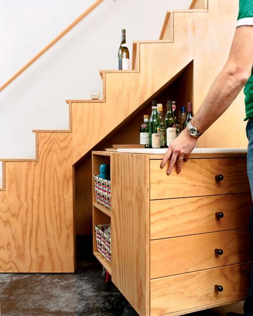 Under Staircase Space Ideas: 25 Space Saving Ideas, Under Staircase Storage Solutions