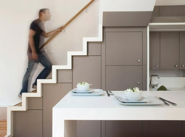 25 Space Saving Ideas, Under Staircase Storage Solutions
