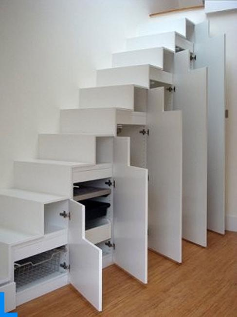 25 E Saving Ideas Under Staircase