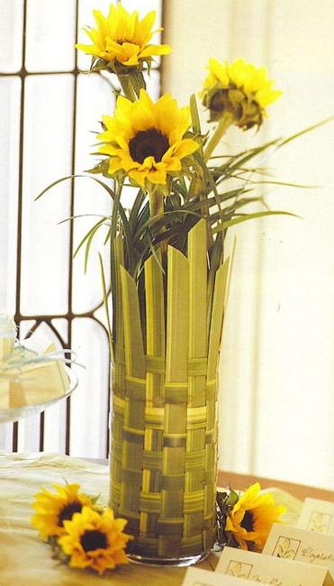 Summer Party Decorations: 25 Creative Floral Designs With Sunflowers, Sunny Summer