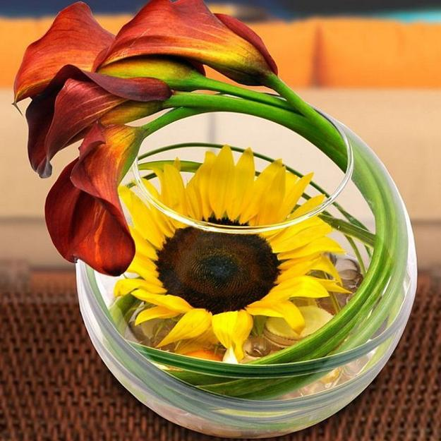 25 Creative Floral Designs With Sunflowers Sunny Summer Table