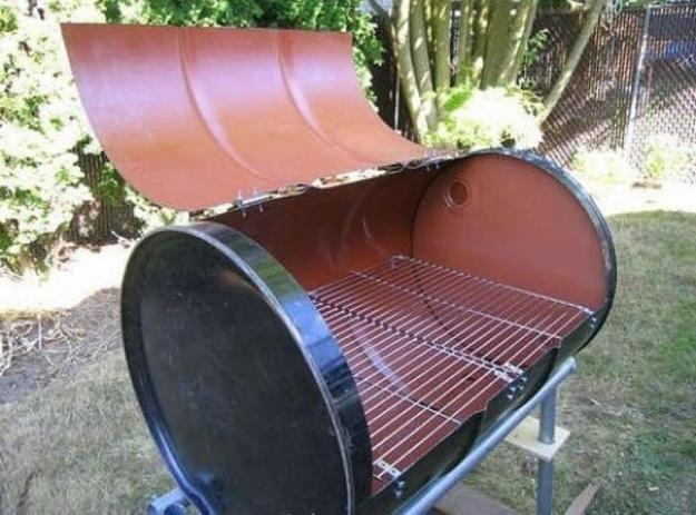 15 Unique BBQ Grills Showing Creative Design Ideas