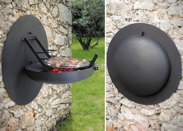15 Unique BBQ Grills Showing Creative Design Ideas