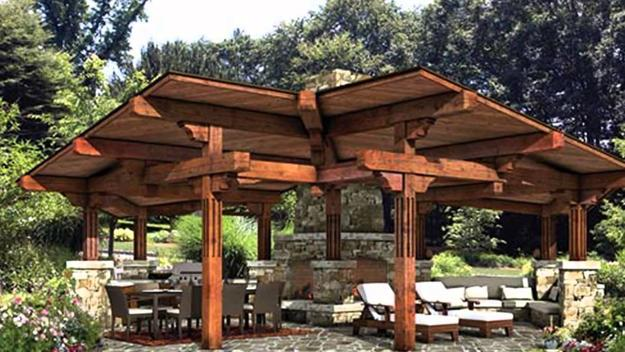 Freestanding Pergola Ideas Diy
