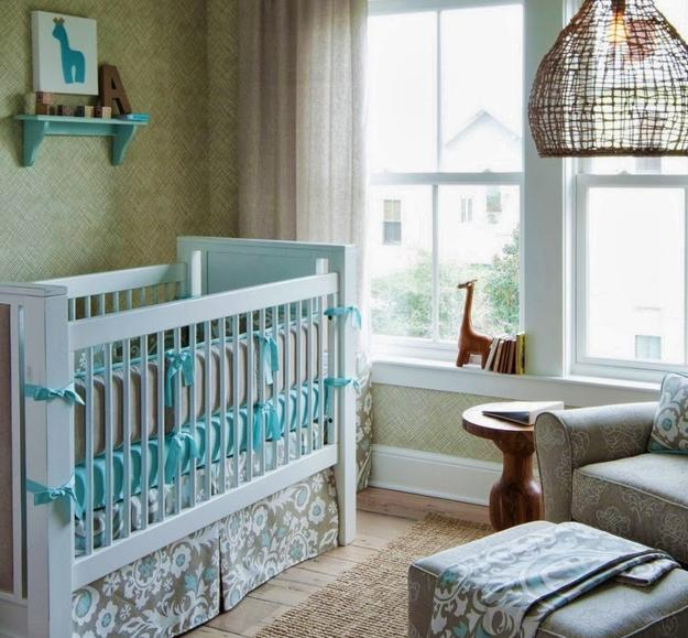 20 Beatifull Decor Ideas For Your Baby S Room: 20 Baby Nursery Decorating Ideas And Furniture Placement Tips