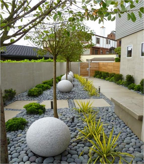 Superior 10 Latest Trends In Decorating Outdoor Living Spaces, 25 Modern Yard  Landscaping Ideas