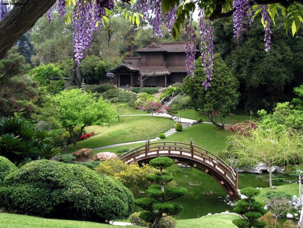 Beautiful Garden Design Optical Illusions Balancing Yard - Garden-designs-ideas