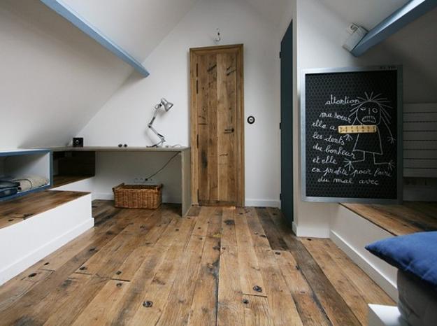 Beautiful Parquet For Modern Floor Decoration