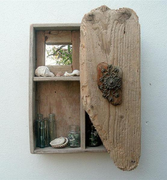Interior Design Ideas For Small Homes In Low Budget: 30 Driftwood Recycling Ideas For Creative Low Budget Home