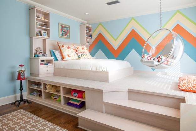 Great 8 Tips to Create Modern Kids Room Design and Decorating, 8 ...