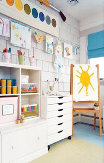 25 Back to School Kids Room Decorating Ideas Highlighting ...