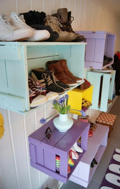 8 Kids Storage And Organization Ideas: 15 Super Storage Ideas And Kids Shoe Organizers For