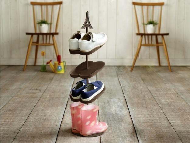 wonderful bedroom storage ideas creative purple kids design | 15 Super Storage Ideas and Kids Shoe Organizers for ...