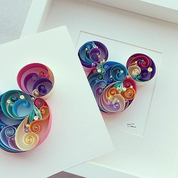 Amazing Quilling Designs And Inspiring Paper Crafts By Sena Runa