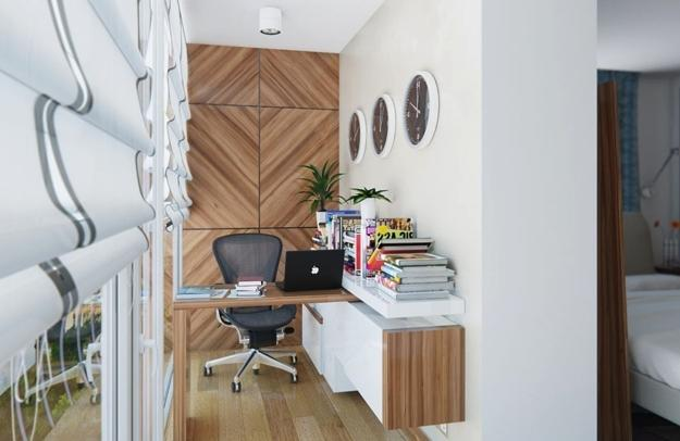 Lovely Small Office Designs And Decorating Ideas