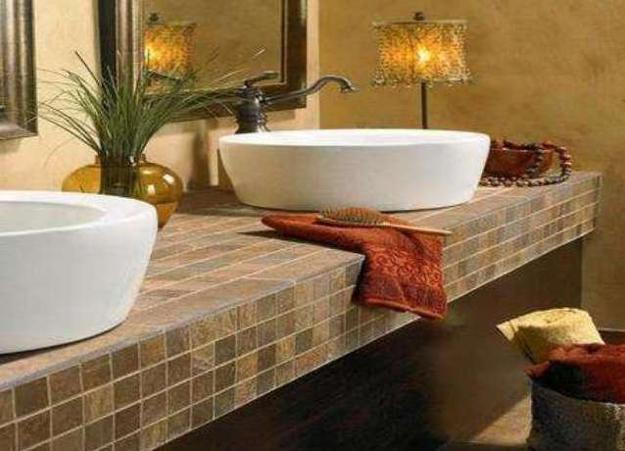 Tile Countertops And Table Tops Blending Beauty