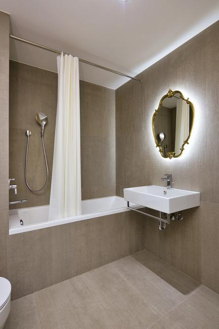 Bathroom Lighting In Contemporary Style