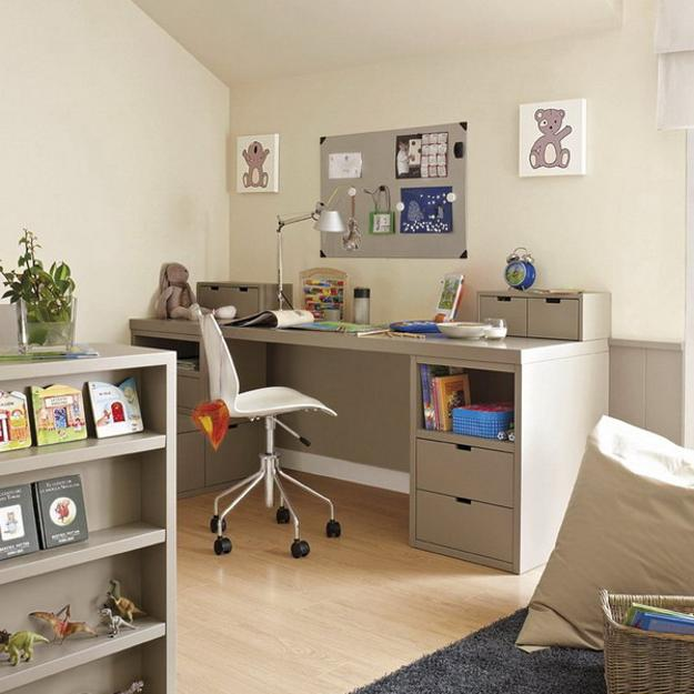 Tables For Kids Study Areas Organizing Children Bedroom Designs School Success