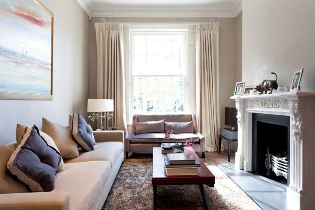 Color Design Harmonizes Living Spaces