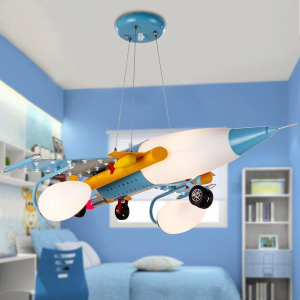 creative lamps for children bedroom design and decorating